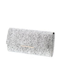 Buffalo BAG BWG-05-GLITTER LAMINATED-SILVER