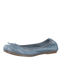 Marco Tozzi 42404-884 DENIM METALLIC