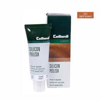 Collonil 31430001331 SILICON POLISH 75 ML HELLBRAUN