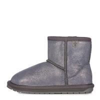 EMU K11856 CHAR Wallaby Mini Metallic Charcoal
