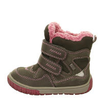 Salamander 33-14658-49 SUEDE GREY ROSE
