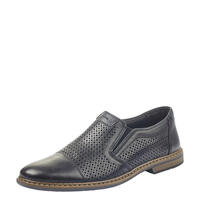 Rieker 13496-01 nero/royal/schwarz/navy