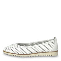 Tamaris 22121-117 WHITE LEATHER