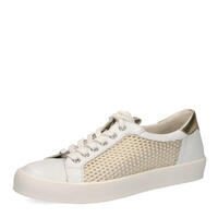 Caprice 23652-192 WHITE/GOLDMESH