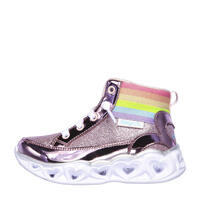 Skechers 20272N-PNK-HEART LIGHTS-RA