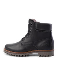Salamander 31 -49201-71 MILLED OILY LEATHER BLACK