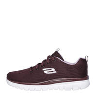 Skechers 12615-WINE-GRACEFUL-GET CO