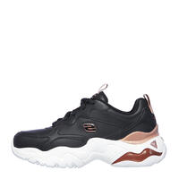Skechers 149088-BKRG-DLITES 3.0 AIR