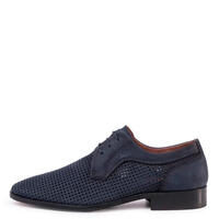 Salamander 31-57418-12 COW NUBUK DARK NAVY
