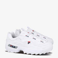 FILA 1010856 D-Formation wmn White/Fila Navy/Fila Red