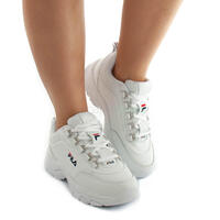FILA 1010560 Strada low wmn 1FG White