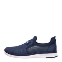 Salamander 31-60410-32 POWER MESH S..COW NAPPA NAVY,NAVY