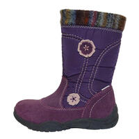 Salamander 33-20402-63 SUEDE,TEXTILE BLUEBERRY,PURPLE