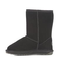 EMU K10102 BLAK Wallaby Lo Black