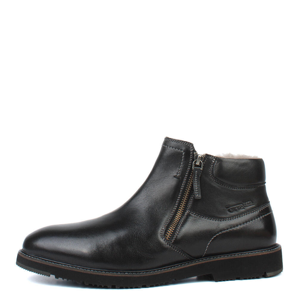 Salamander 31-61201-71 SHEEP NAPPA BLACK