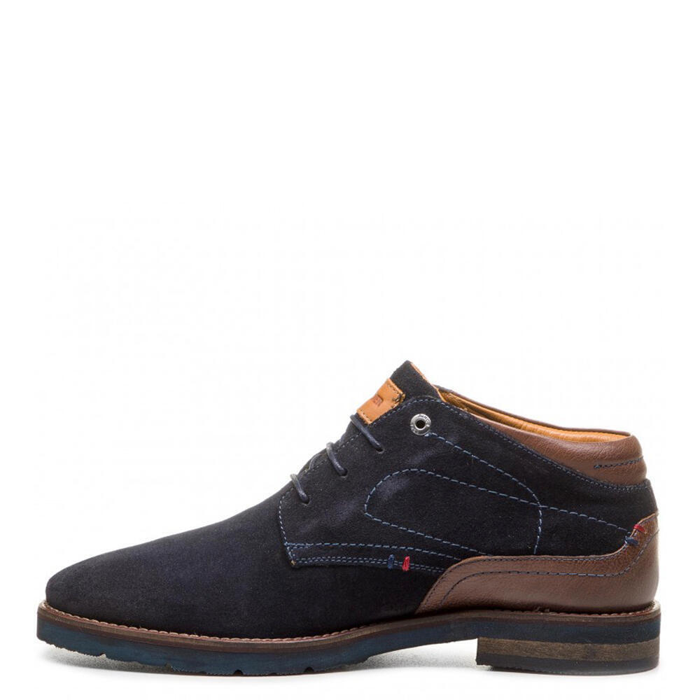 Salamander 31-58902-22 SUEDE,COW MONTANA NAVY,BROWN